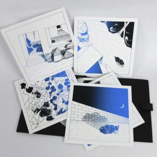 apologia, maik, serigrafia, libro de estampa