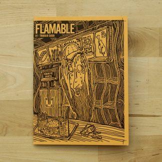 flamable, 1, trabajo sucio