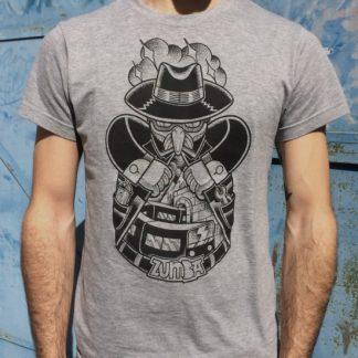ed zumba, camiseta, serigrafia, ultimomono