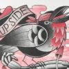 upsidedown edzumba riso tatto sevilla print poste