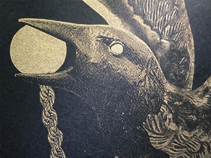 Detalle de la publicación Anabasis de Ezequiel Barranco