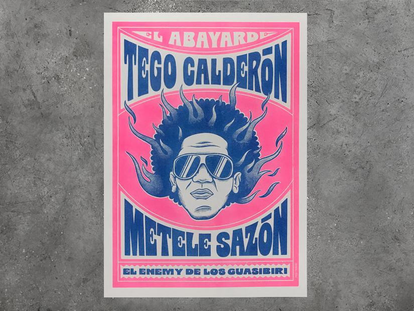 paco tuercas tego calderon metele sazon