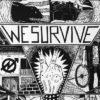 we survive, punk, rafa el doc, poster, screenprint, estampa, print,